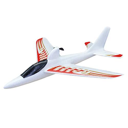Bescita6 Elektrisches Epp 400Mm Länge Hand Werfen Flugzeug Segelflugzeug Li-Po Batterie Elektrische Hand Werfen Mit Lithiumbatterie -