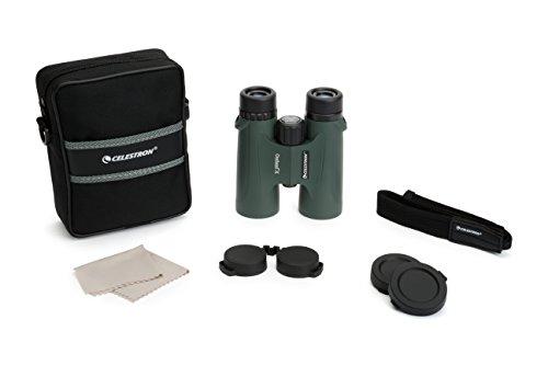 Celestron Outland X 10x42 Binoculars-Green