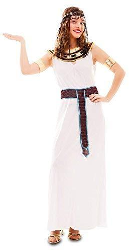 Fyasa 706484-t04Ägyptische Frau Kostüm, ()