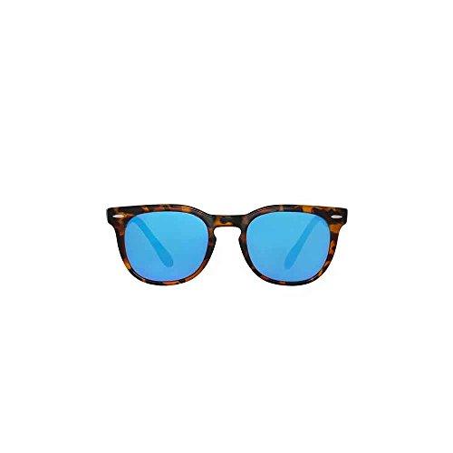 Spektre memento audere semper occhiali da sole uomo donna alta protezione specchio blu