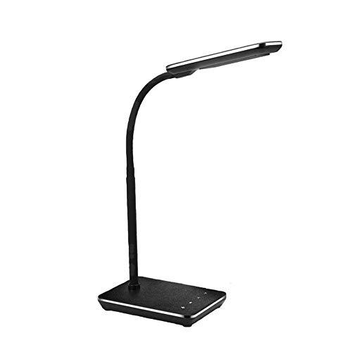 Zlltd lampade da scrivania creativo apprendimento lampada da tavolo ricarica plug-in occhio lampada studente lettura lampada da tavolo a led casa dormitorio scrivania comodino amore occhio lampada plug-in
