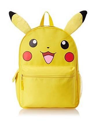 Mochila–Pokemon–Pikachu-cara-worejas-bolso-de-escuela-nueva-837737–4