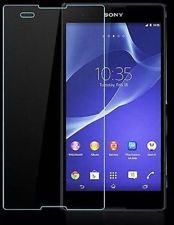 Anti Burst Tempered Glass Screen Guard Protector For Sony Xperia T2 Ultra Dual Sim