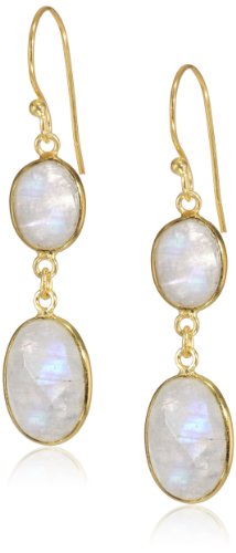 gold-plated-sterling-silver-faceted-rainbow-moonstone-oval-bezel-drop-earrings
