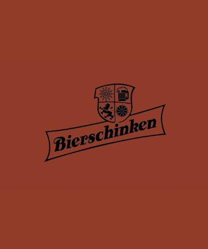 Kunstdarm top braun Kaliber 90/50 Druck: 'Bierschinken'