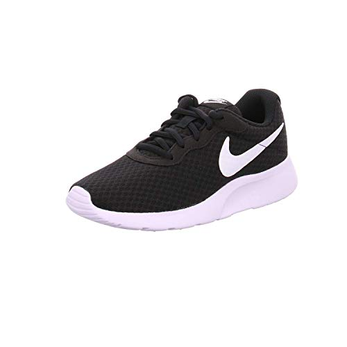 Nike Tanjun, schwarz(schwarz), Gr. 39 (Nike Canvas Sneakers Frauen)