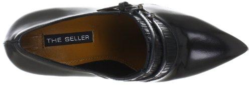 The Seller Alice S845, Chaussures basses femme Noir 7