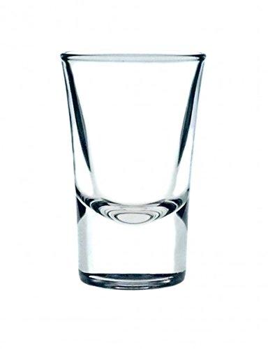 24x SIXBY Schnapsgläser 2cl Tequila Shot