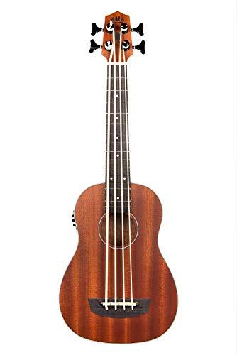 Kala ubass-psgr-fs passeggero u-bass ukulele Bass chitarra elettroacustica