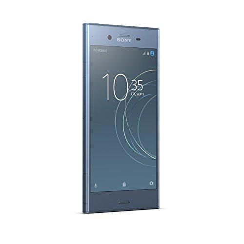 - 31b 2BFBC3hUL - Sony Xperia XZ1 Smartphone da 64 GB, Moonlite Blu [versione Italia]