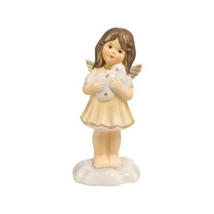 Goebel Engel - Meine kleine Kuschelwolke, Himmelsboten, Figuren, Dekoration, Hartporzellan, Porzellan, 41578071