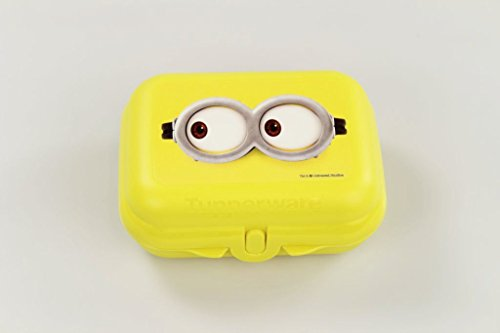 Tupperware to go Twin Minions Amarillo...