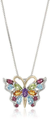 xpy-sterling-silver-and-14k-yellow-gold-mix-semi-precious-butterfly-pendant-necklace-18