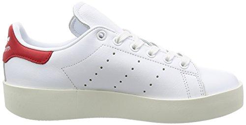 adidas Stan Smith Bold W White White Red White