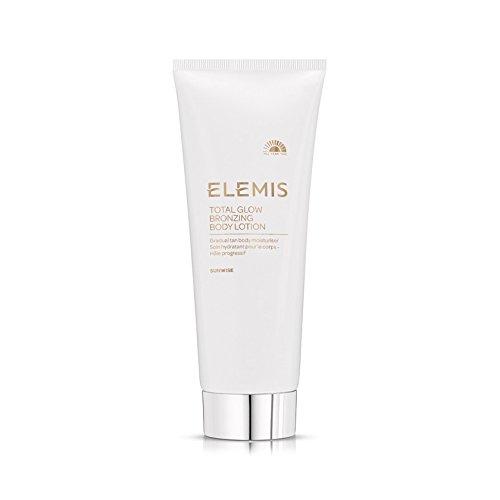 Elemis Total Glow Bronzing Body Lotion, Gradual Tan Body Moisturiser, 200 ml
