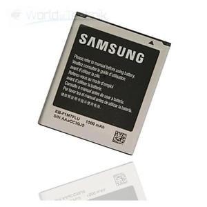 ORIGINAL Akku accu Batterie battery für Samsung Galaxy S 3 Mini GT-i8190 / S3 mini GT-i8200n - 1500mAh - Li-Ionen - (EB-F1M7FLU) (S Iii Akku)