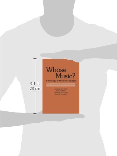 Whose Music?: A Sociology of Musical Languages