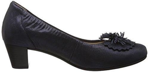 Gabor - Comfort, Scarpe col tacco Donna Blu (ocean/nightblue 16)