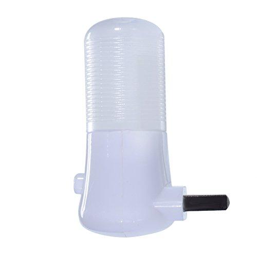 elegantstunning 3W Plug-in Wandleuchte Lampe Ein/Aus Schalter LED Nachtlicht Soft White (Plugin-wandleuchte)