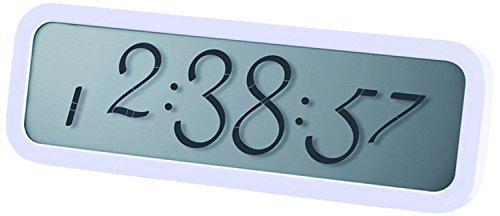 Marca: Lexon. Lexon Script Small - Reloj despertador