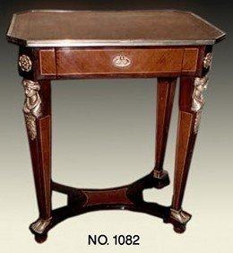 Table baroque table d'appoint de style antique Louis XV MoTa1082