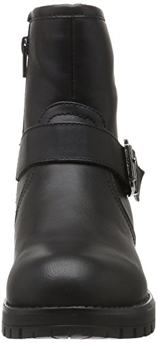 Another Pair of Shoes Alexise1, Stivali da Motociclista Donna Nero (Black01)