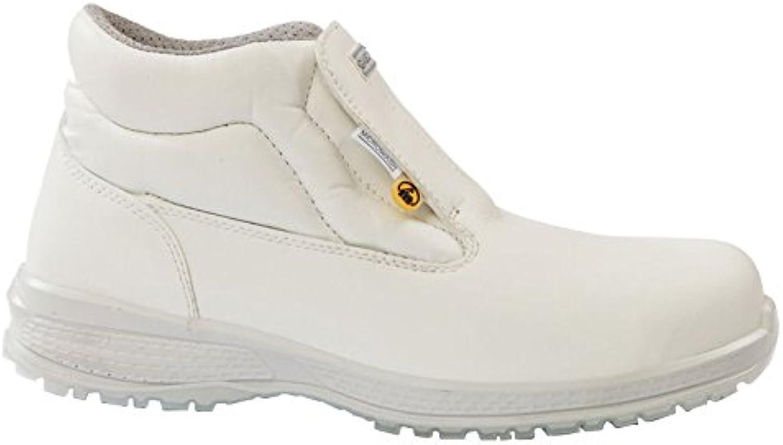 ku020i44 giasco grande chaussure, baltique, s2, taille: 9.5/    uk: 44, blanc b06xmz67q7 par ent | Elaborer  787d4f