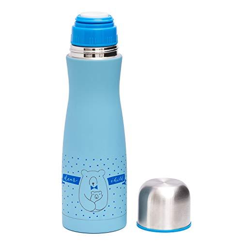 Suavinex 303513 Thermos per Liquidi, 500ml, Blu