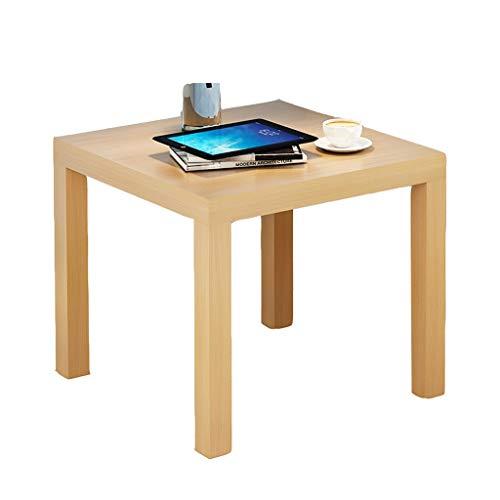 Table d'appoint Canapé côté Porte-Table Simple Salon Table à thé Mobile Petite Table Peut être épissée (Couleur : C)