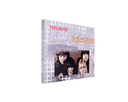BRAVO Legenden Vol. 04 - THE SWEET - Vollständige Sammlung von Berichten, Interviews, Home-Storys, Poster, Starschnitte und vieles mehr aus BRAVO (Sweets Magazin)