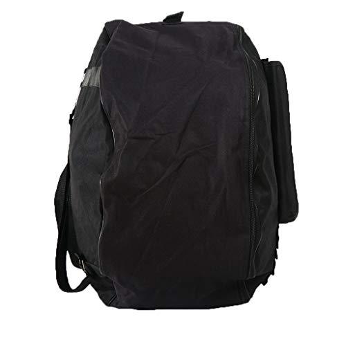 Professional Drum Bag Schlagzeugtasche, gepolsterte Snare Drum Tasche, mit Tragegriff und verstellbaren Schultergurten - 24 Zoll
