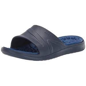 crocs Unisex-Erwachsene Reviva Slide U Sandalen
