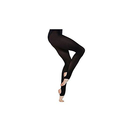 a1391685e2eb0 Mytoptrendz® GIRLS TEENS KIDS STIRRUP TIGHTS TIGHT DANCE GYM SPORTS PANTS  JAZZ BALLET FITNESS 