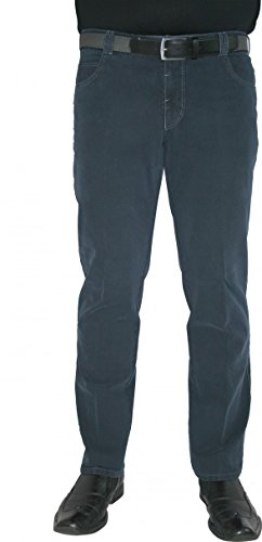 Meyer Hosen -  Pantaloni  - Chino - Basic - Uomo marrone 32