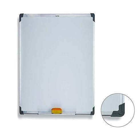 Whiteboard Magnetic Board Memoboard Bulletin Board System Many Sizes Selectable Aluminium Frames Magnetic Büromi ® 60 cm x 80 cm