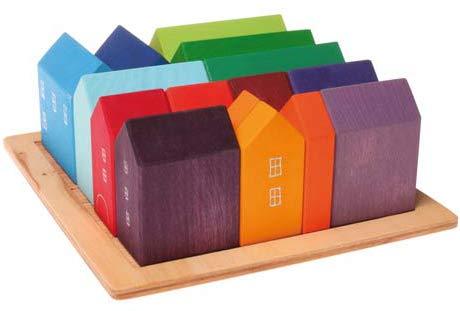 Grimm's Kleine Maisons Jeu De Construction