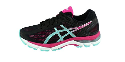 Asics Gel-Pursue 3, Chaussures de Running Entrainement Femme Noir