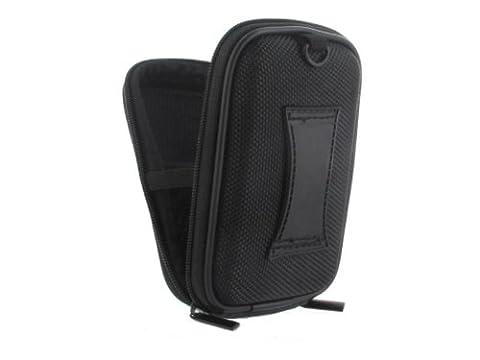 Hardcase Kameratasche Etui Fototasche mit Reißverschluss Hartschale Tasche für Canon Ixus 230 HS 240 HS 255 HS 265 HS 300 HS 500 HS 510 HS 1000 HS 105 IS 130 IS 210 IS 310