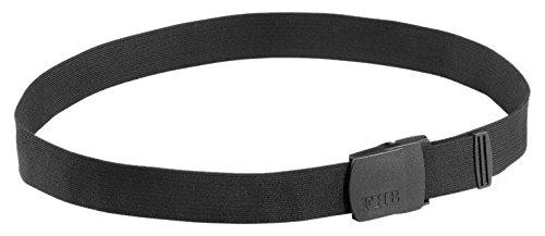 Preisvergleich Produktbild FHB Stretch-Gürtel Andre, länge 130 cm, schwarz, 85203-20-130