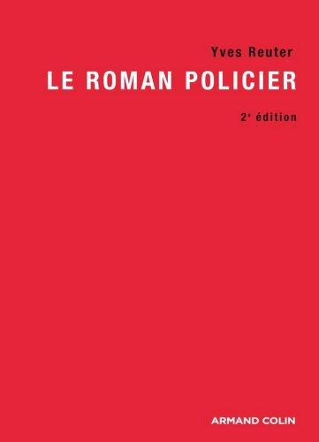 le-roman-policier-lettres-french-edition