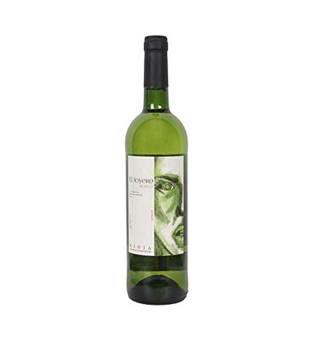 1 Botella De Vino Blanco El Joyero Do Rioja Cosecha 2015