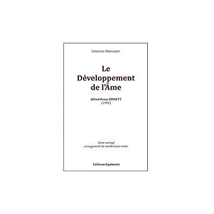 Le Developpement de l'Ame