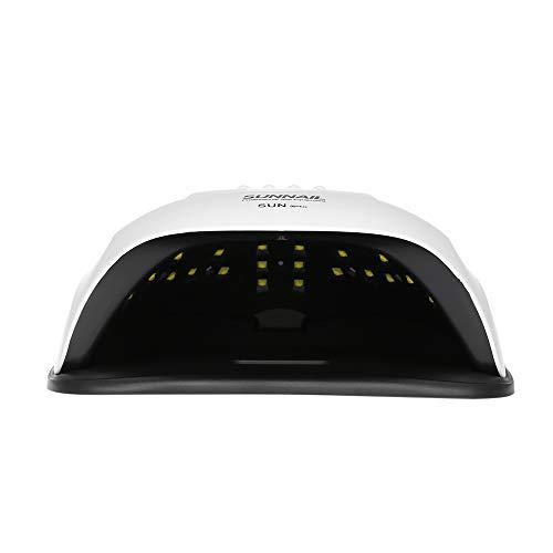 Lebeaut 80W UV lámpara uñas LED Luz solar profesional