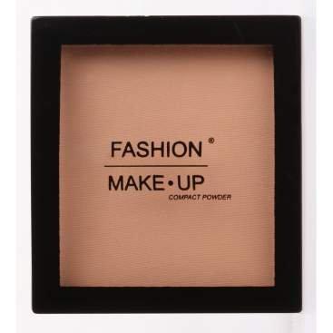 Fashion Make-Up FMU1310105 Poudre Compacte N°5 Beige Rose