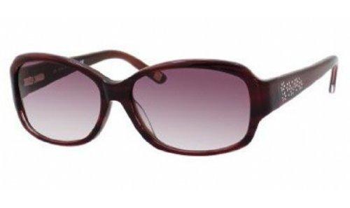saks-fifth-avenue-lunettes-de-soleil-69-s-0eq5-cafe-noir-magenta-fonce-57mm