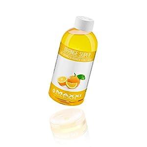 Maxxi Clean Orangenreiniger Konzentrat Reinigungsmittel 500 ml – Universalreiniger als Glasreiniger, WC Reiniger, Badreiniger und Küchenreiniger für Haushalt und Industrie – extra stark