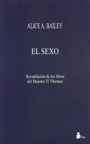 SEXO, EL (2003) por ALICE BAILEY