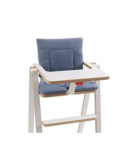 natur stabiler Kinderhochstuhl aus Holz SUPAflat klappbarer 88000001