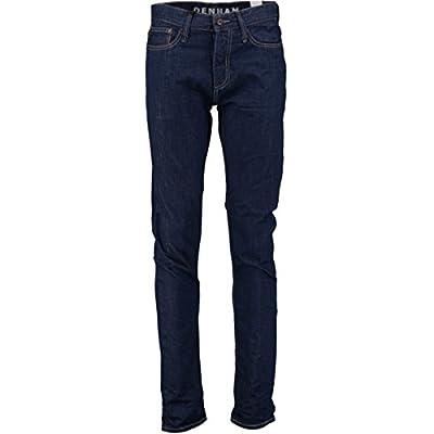 Denham Razor ri1 Slim Fit Blau W31 L34