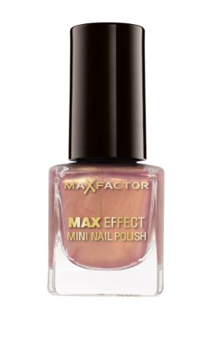 Max Factor Max Effect Mini Nail Polish 05 Sunny Pink, 1er Pack (1 x 5 ml)